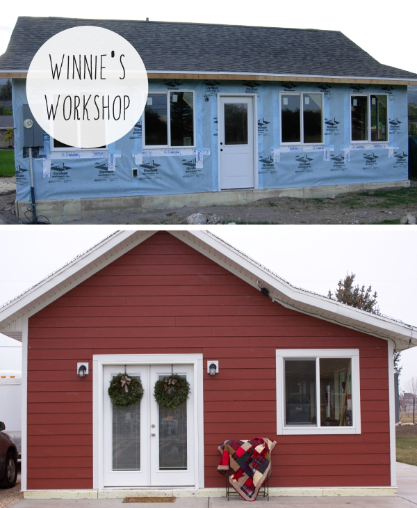 winnie's workshop