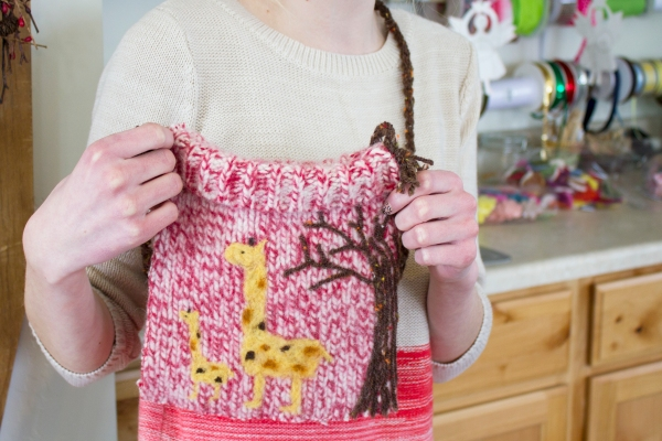 Felted Purse 5